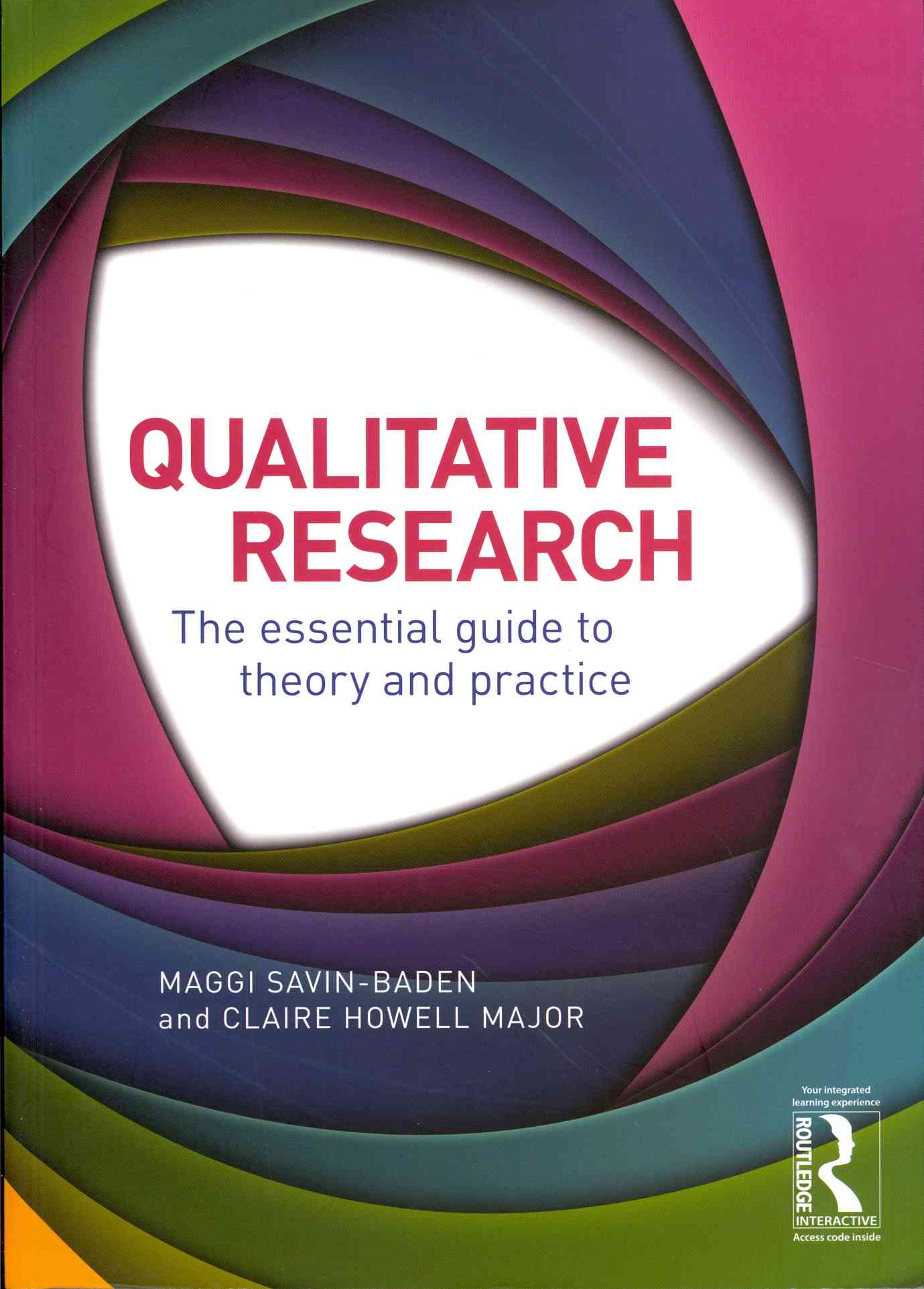 Qualitative Research By Savin-baden, Maqqi/ Howell, Claire
